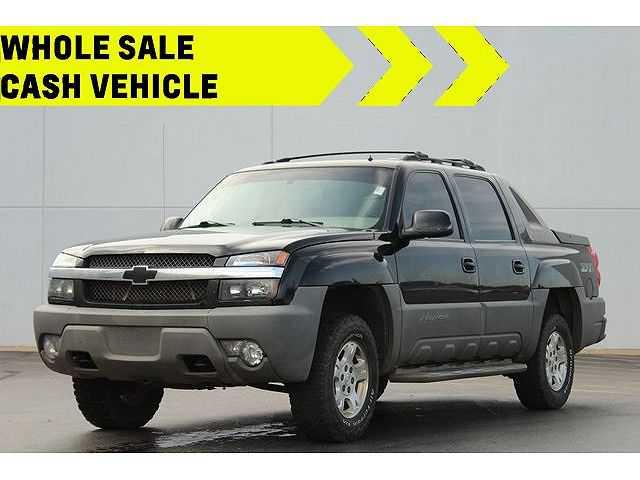 Chevrolet Avalanche 2002 $4677.00 incacar.com