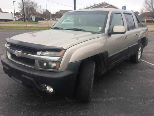 Chevrolet Avalanche 2003 $4950.00 incacar.com