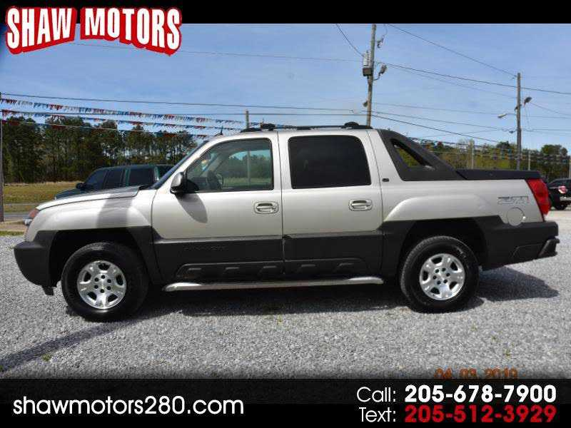 Chevrolet Avalanche 2005 $6500.00 incacar.com