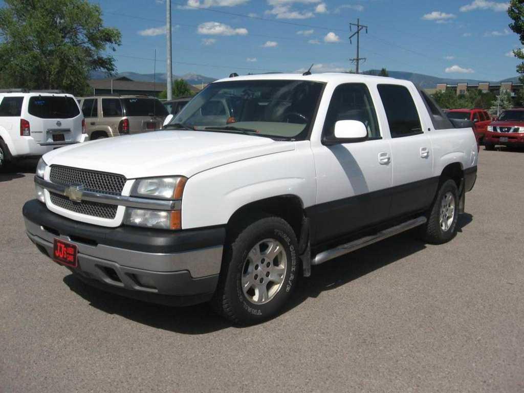 Chevrolet Avalanche 2005 $9995.00 incacar.com