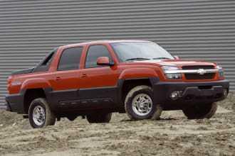 Chevrolet Avalanche 2006 $8995.00 incacar.com