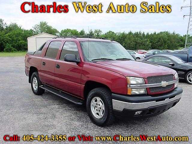 Chevrolet Avalanche 2006 $10995.00 incacar.com