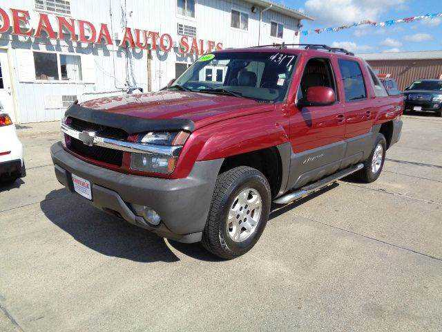 Chevrolet Avalanche 2006 $10100.00 incacar.com