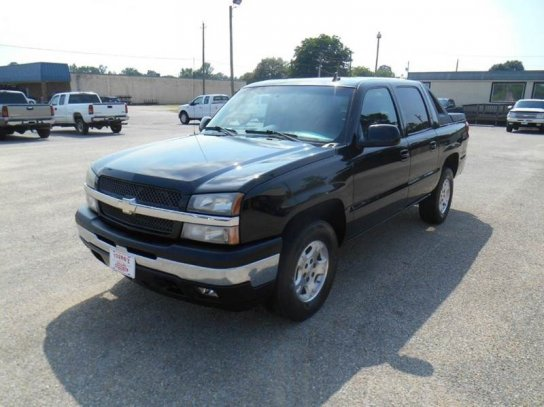Chevrolet Avalanche 2006 $10900.00 incacar.com