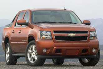 Chevrolet Avalanche 2007 $17995.00 incacar.com