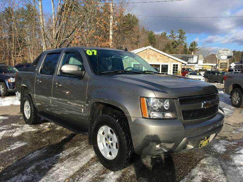 Chevrolet Avalanche 2007 $11999.00 incacar.com