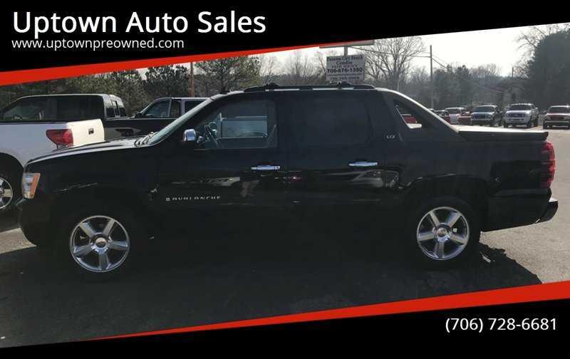 Chevrolet Avalanche 2007 $10900.00 incacar.com