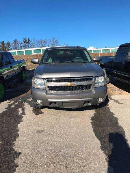 Chevrolet Avalanche 2007 $8995.00 incacar.com