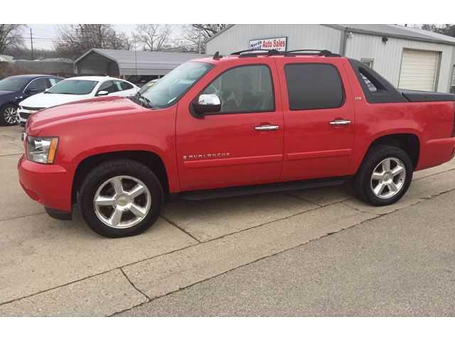Chevrolet Avalanche 2007 $8495.00 incacar.com