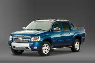 Chevrolet Avalanche 2008 $11488.00 incacar.com