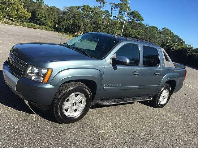 Chevrolet Avalanche 2008 $16900.00 incacar.com