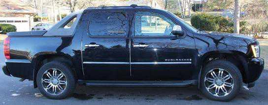 Chevrolet Avalanche 2009 $16999.00 incacar.com