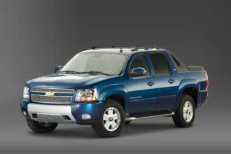 Chevrolet Avalanche 2009 $8995.00 incacar.com