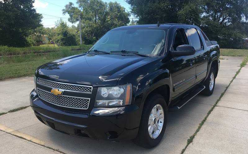 Chevrolet Avalanche 2009 $8900.00 incacar.com