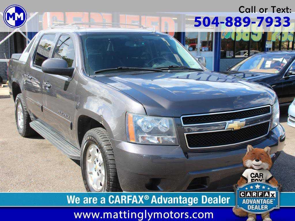 Chevrolet Avalanche 2011 $17995.00 incacar.com