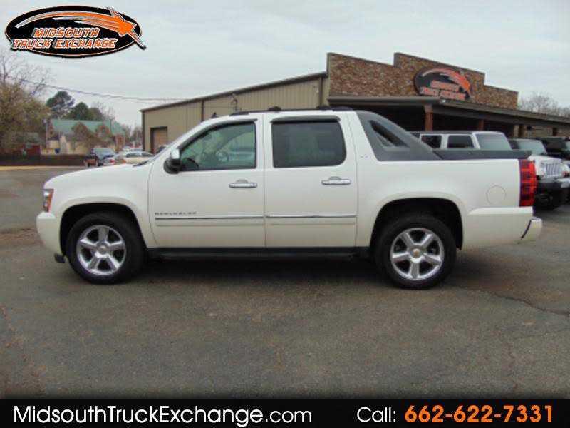 Chevrolet Avalanche 2011 $22995.00 incacar.com