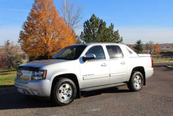 Chevrolet Avalanche 2012 $18995.00 incacar.com