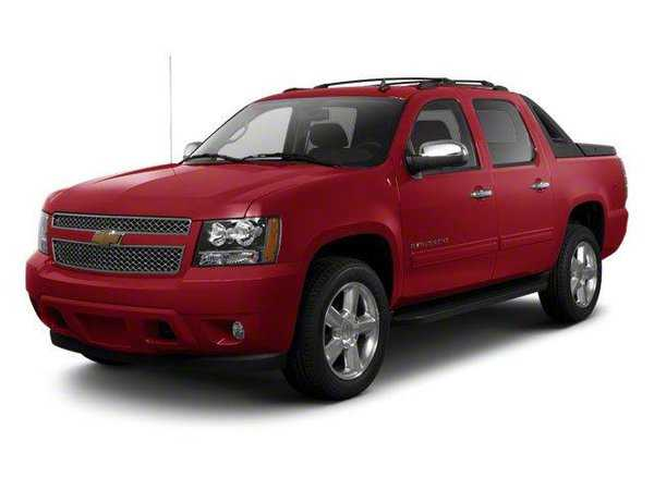 Chevrolet Avalanche 2012 $11000.00 incacar.com