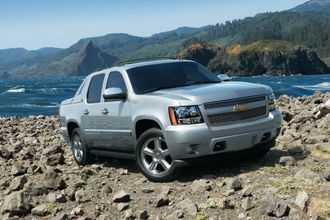 Chevrolet Avalanche 2013 $13500.00 incacar.com