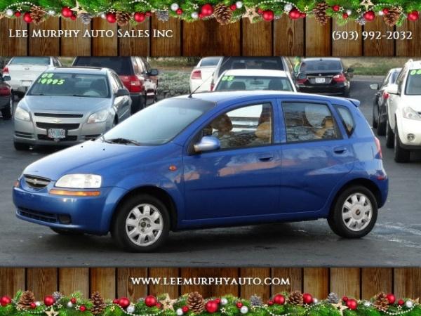 Chevrolet Aveo 2004 $3495.00 incacar.com