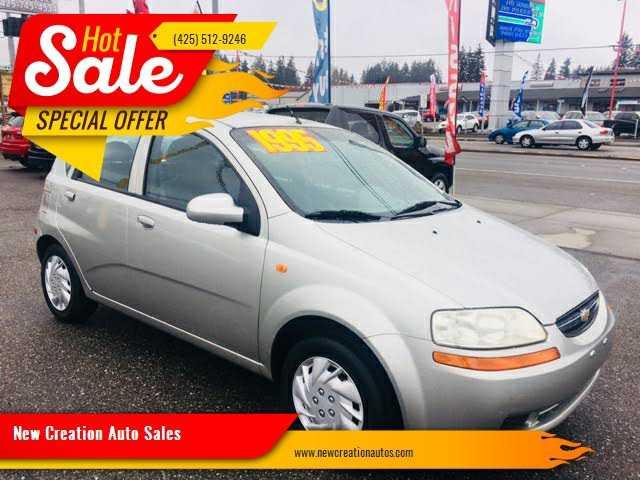 Chevrolet Aveo 2004 $995.00 incacar.com