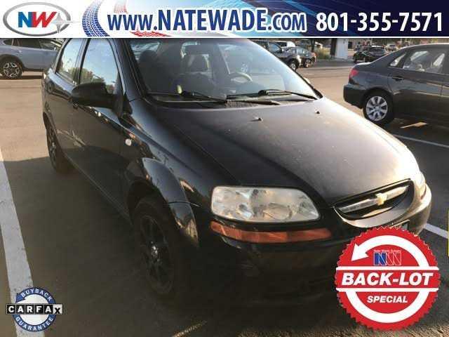 Chevrolet Aveo 2005 $1450.00 incacar.com