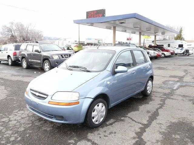 Chevrolet Aveo 2006 $3988.00 incacar.com