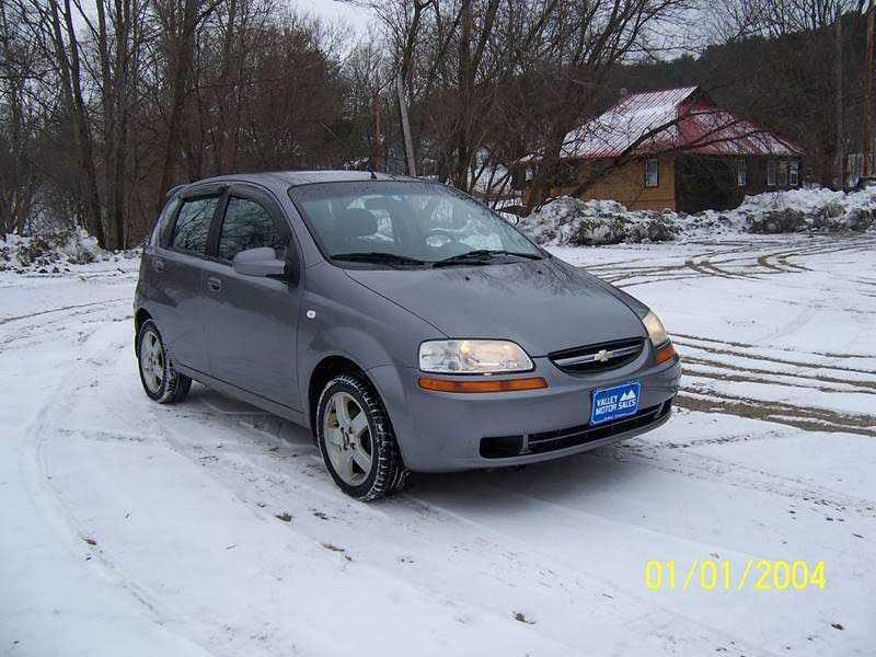 Chevrolet Aveo 2006 $1495.00 incacar.com