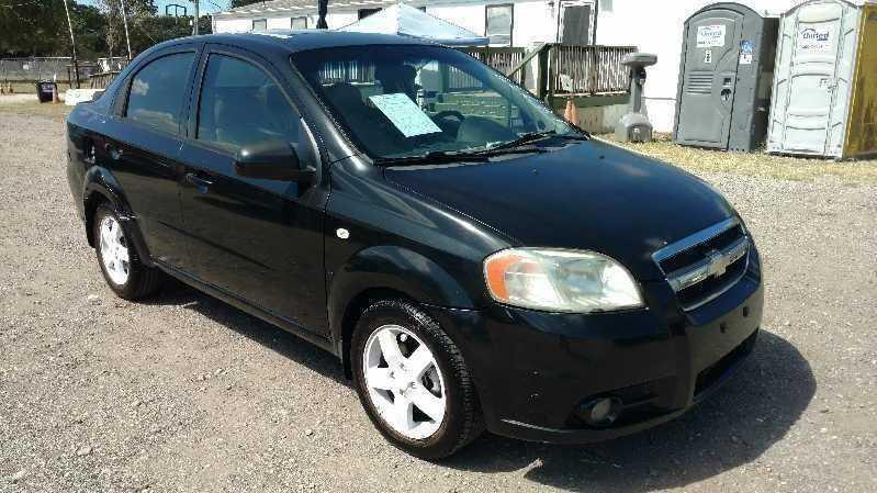 Chevrolet Aveo 2007 $1700.00 incacar.com