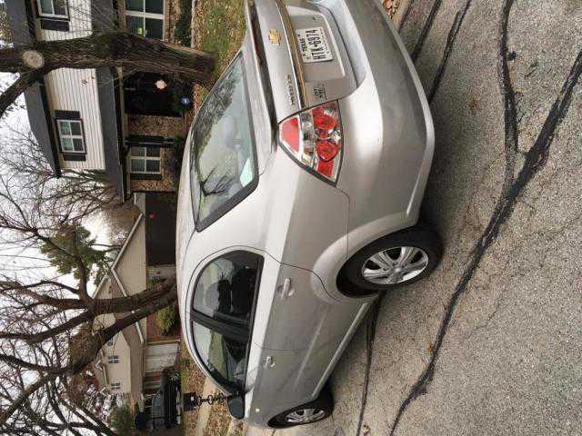 Chevrolet Aveo 2007 $1500.00 incacar.com