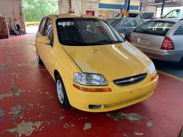 Chevrolet Aveo 2007 $1295.00 incacar.com