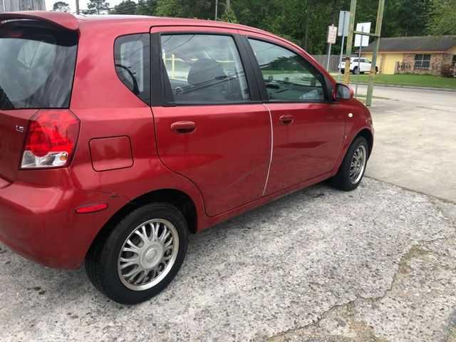 Chevrolet Aveo 2007 $2300.00 incacar.com