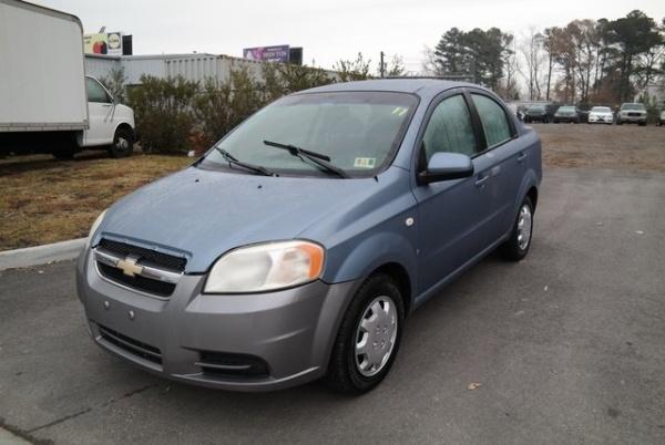 Chevrolet Aveo 2008 $3499.00 incacar.com