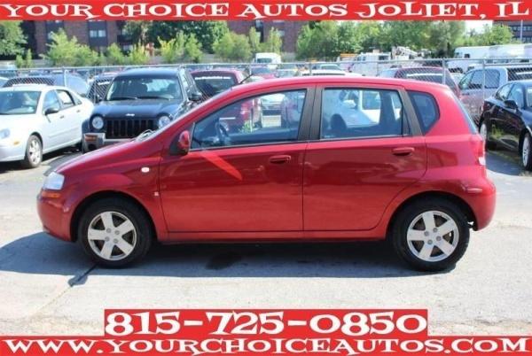 Chevrolet Aveo 2008 $3299.00 incacar.com