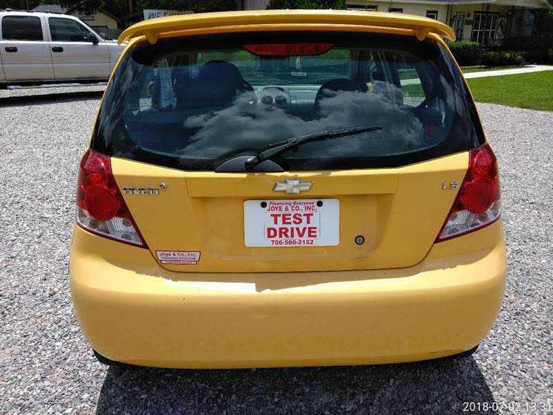 Chevrolet Aveo 2008 $2450.00 incacar.com