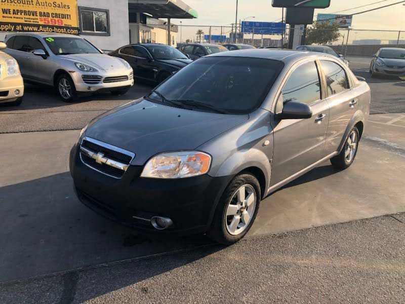 Chevrolet Aveo 2008 $2499.00 incacar.com