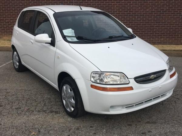 Chevrolet Aveo 2008 $3495.00 incacar.com