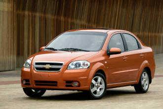 Chevrolet Aveo 2008 $2984.00 incacar.com