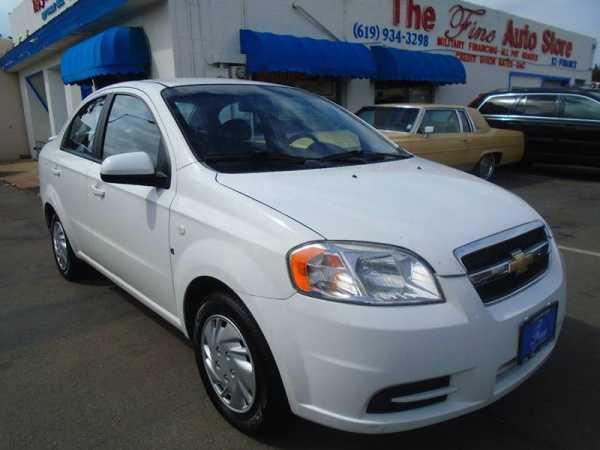 Chevrolet Aveo 2008 $2995.00 incacar.com