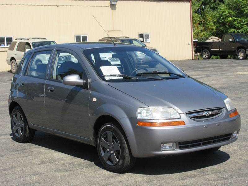 used Chevrolet Aveo 2008 vin: KL1TD65688B271137