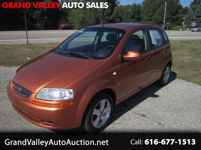 Chevrolet Aveo 2008 $3200.00 incacar.com