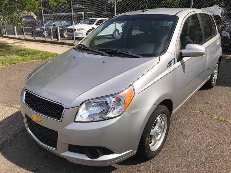 Chevrolet Aveo 2009 $2749.00 incacar.com