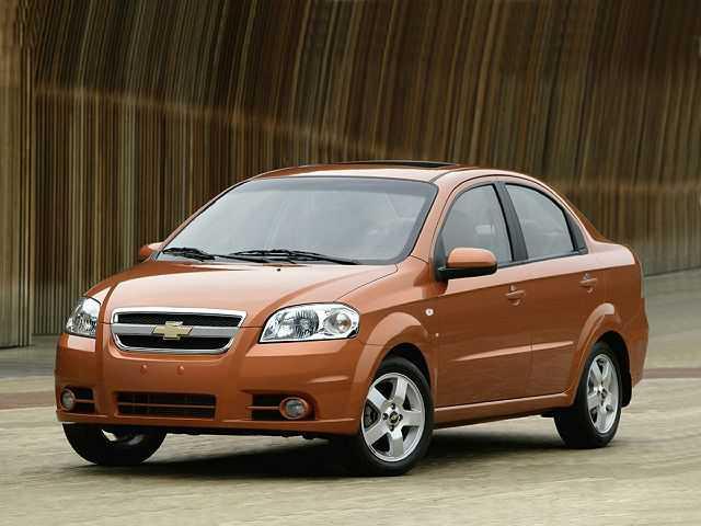 Chevrolet Aveo 2009 $2875.00 incacar.com