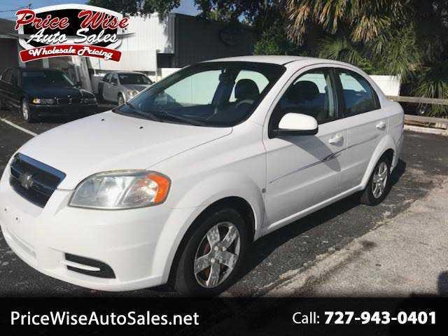 Chevrolet Aveo 2009 $2795.00 incacar.com