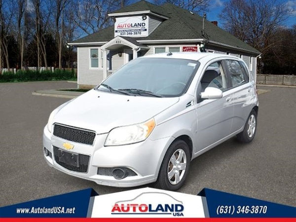 Chevrolet Aveo 2009 $3955.00 incacar.com