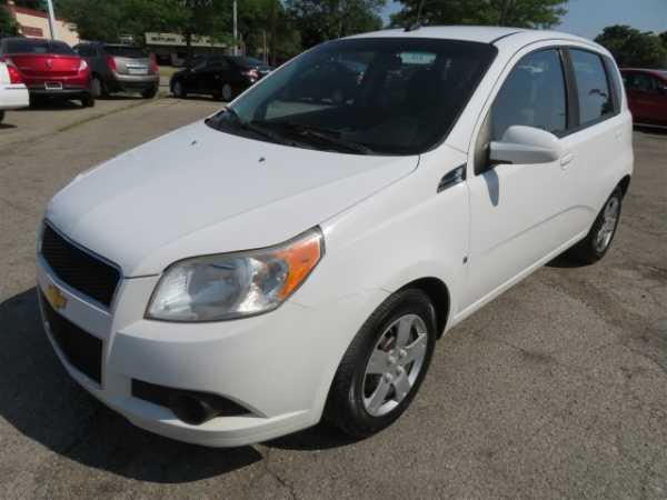 Chevrolet Aveo 2009 $1995.00 incacar.com