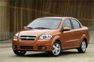 Chevrolet Aveo 2009 $2888.00 incacar.com