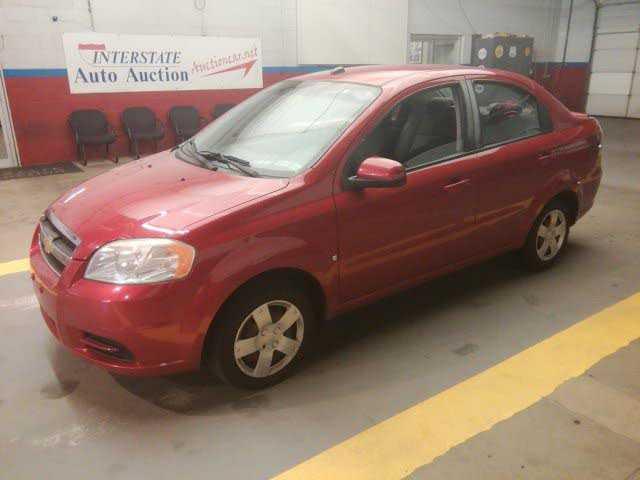 Chevrolet Aveo 2009 $2900.00 incacar.com