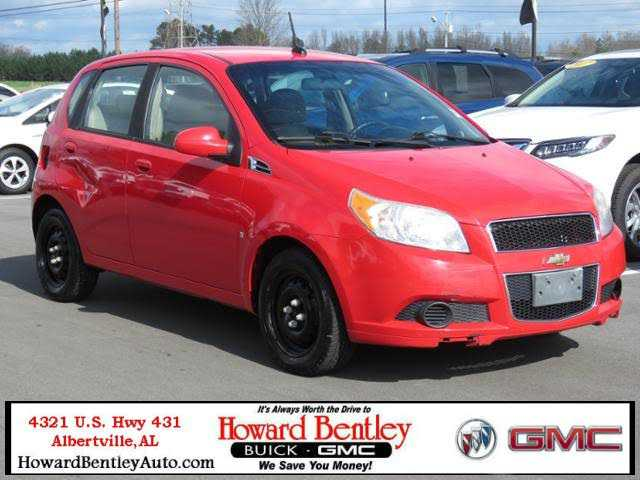 Chevrolet Aveo 2009 $2693.00 incacar.com