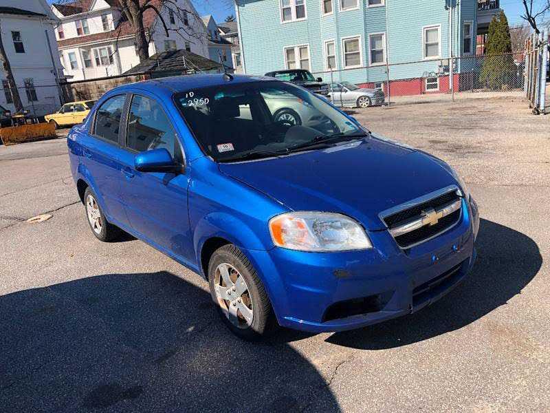 Chevrolet Aveo 2010 $2900.00 incacar.com